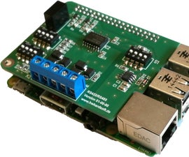 How to Use DMX512 / RDM With Raspberry Pi