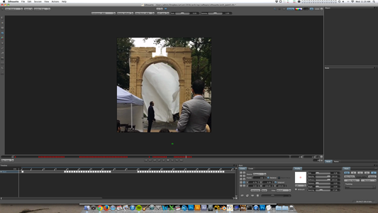 Post Production Process #03. Frame by Frame Painting