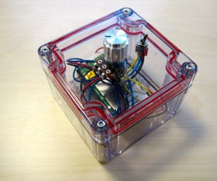 ControlBox: an Internet-connected Knob to Control... Anything!