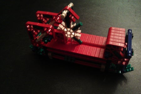 The Completed Sleigh