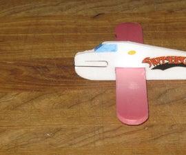 Flat Pack Airplane