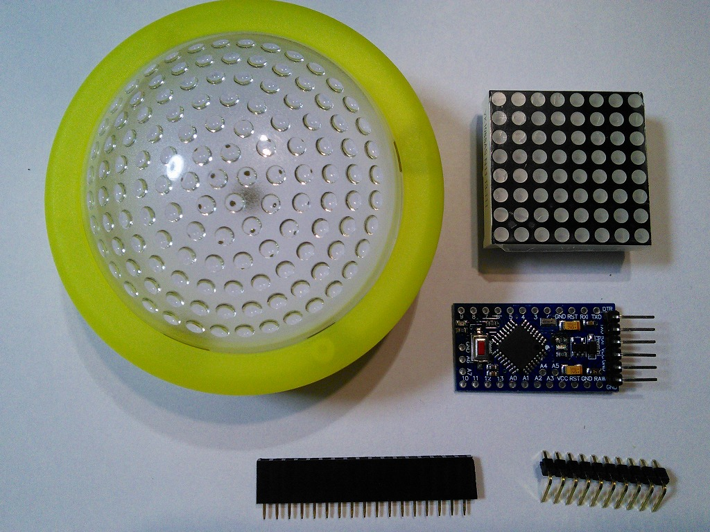 Picture of  Materials/components.