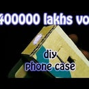 HOME MADE DIY 400000 VOLTS TASER PHONE CASE FOR LESS THAN 10$