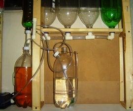 Modular, Windowsill, Air Powered, Hydroponics Herb Garden/Experimenter