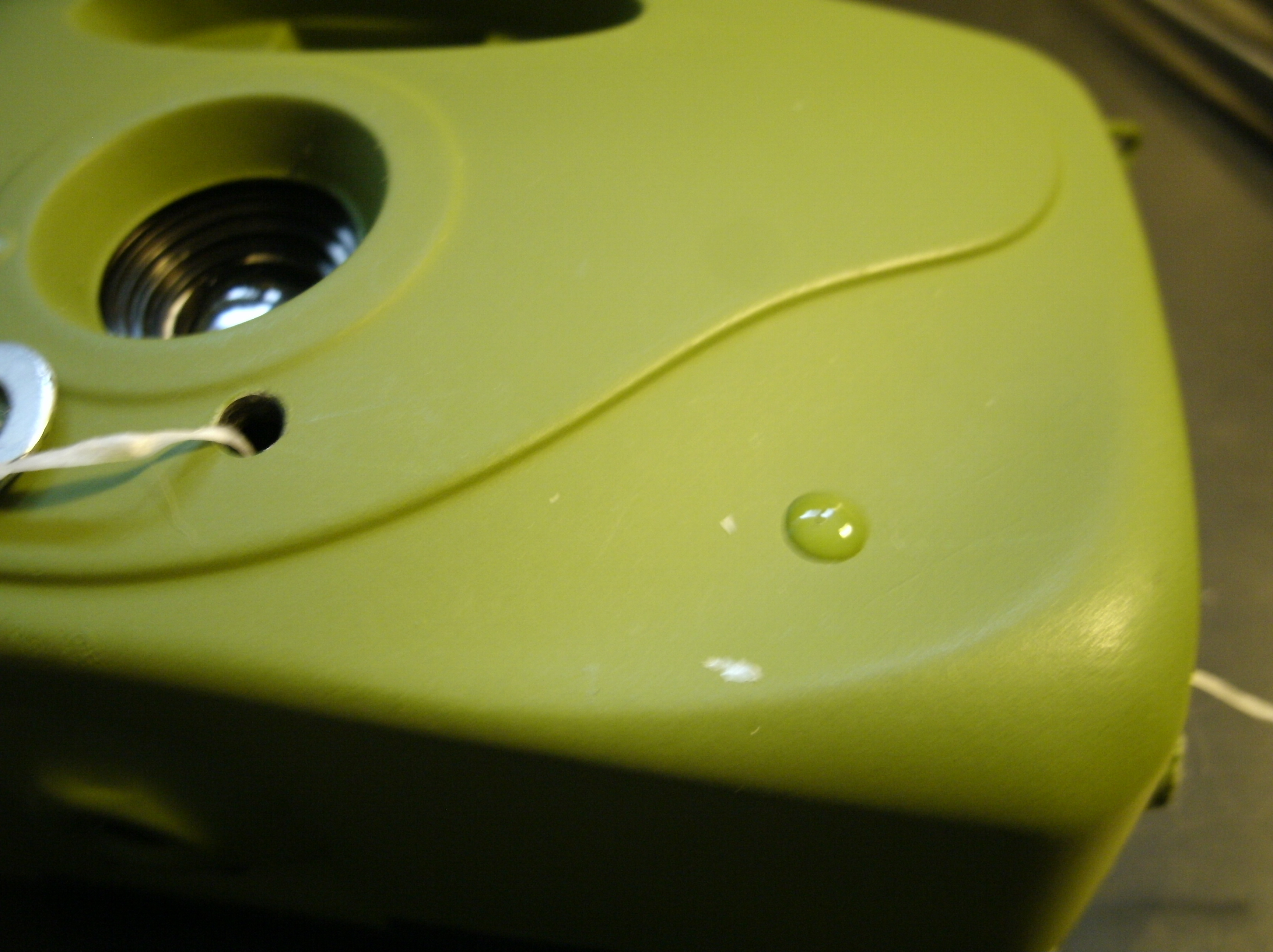 Picture of Mod #5 Bulb Setting