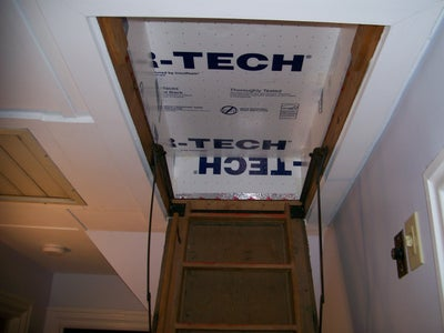 Attic Stair Cover