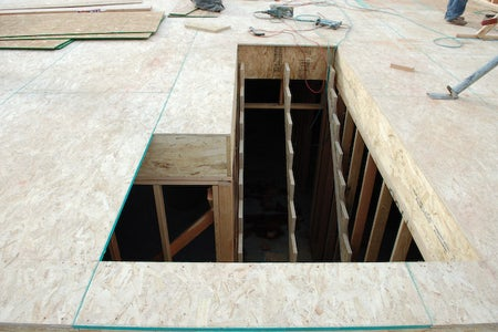 Sheeting the Floor With OSB or Plywood