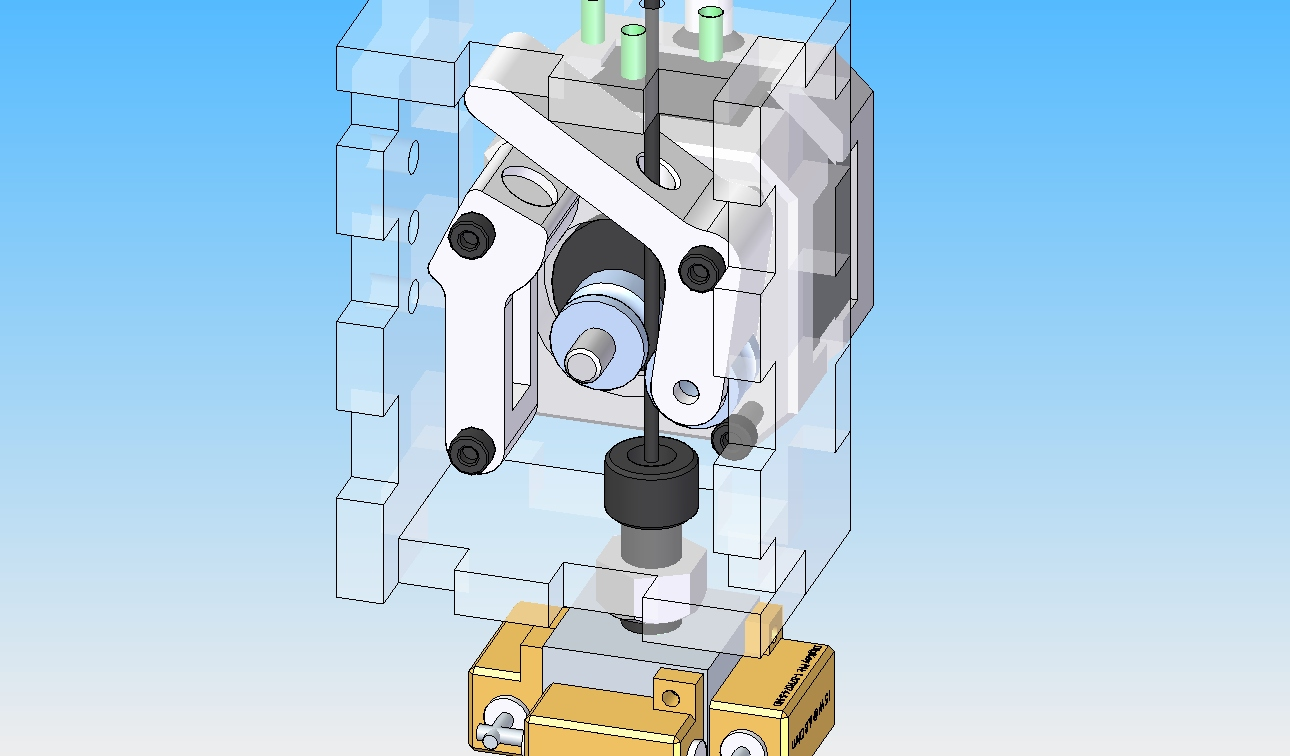 Picture of Component Design: Extruder