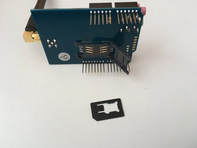 Get the GSM Shield Up and Running