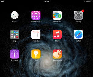 IOS Assistive Touch
