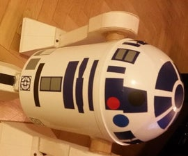 R2-D2 RC Model