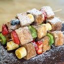 French Toast Skewers