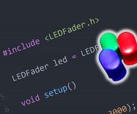 LEDFader Arduino Library