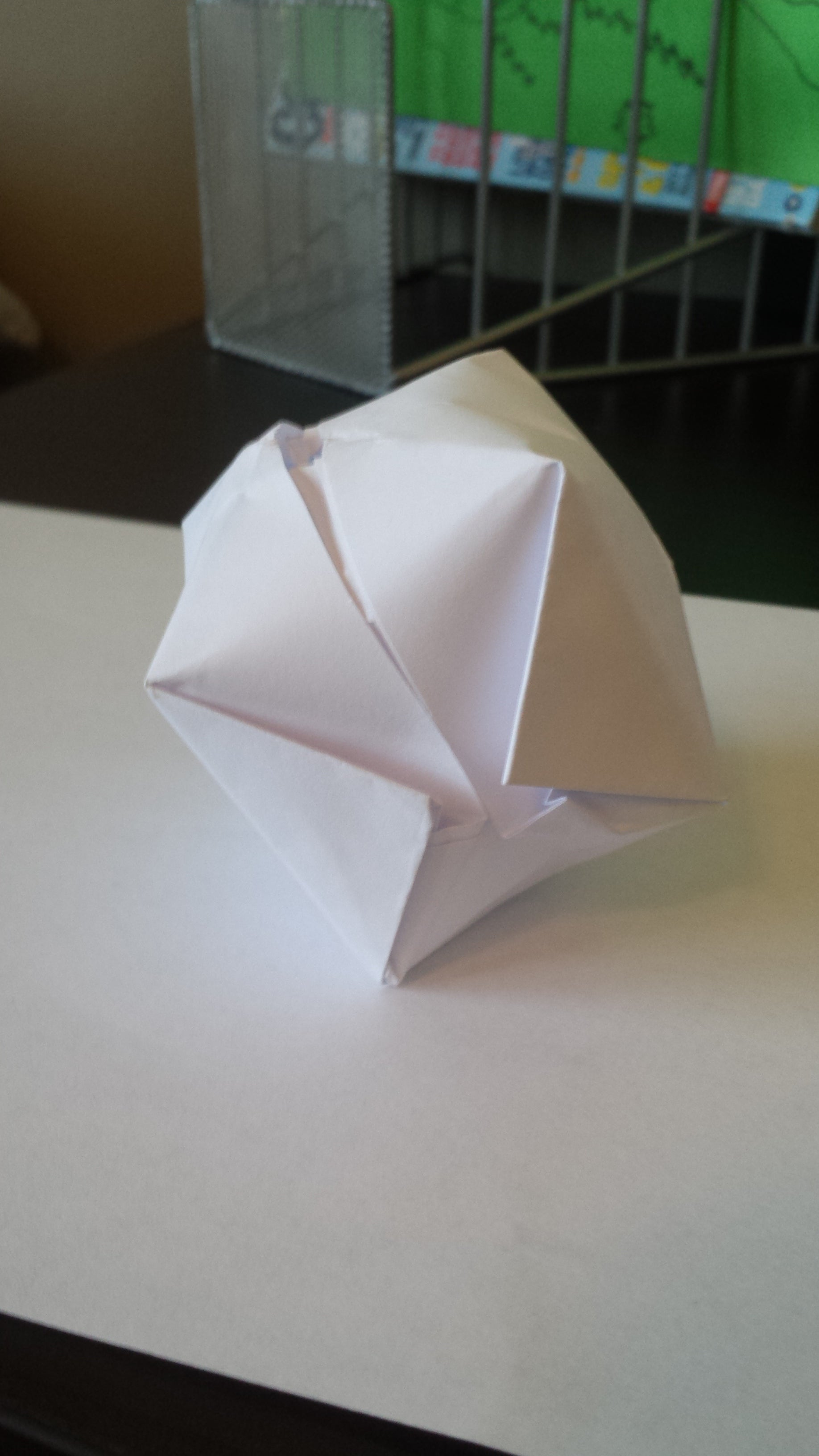 How To Make An Origami Balloon Bunny - Easy - YouTube | 3264x1836