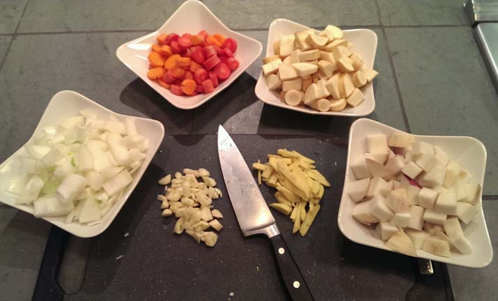 Picture of Ingredient Prep