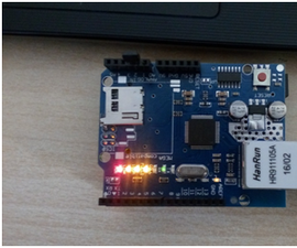 Temperature Logger Using Arduino Into Google Spread Sheet