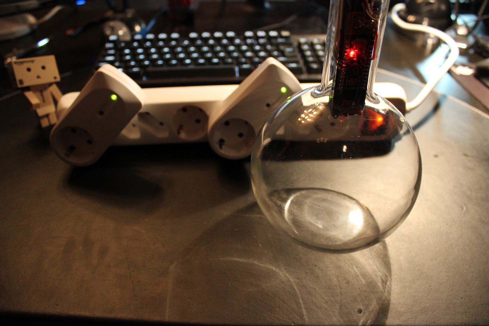 Picture of Adding Leds and Testing