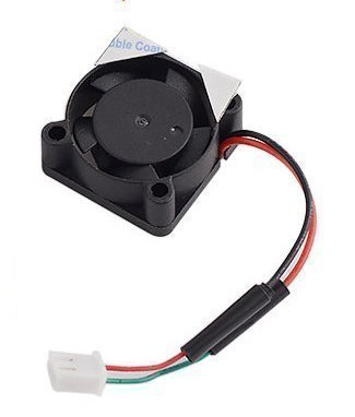 Picture of Supplies Needed: 5V 0.1A Mini Fan Raspberry Pi