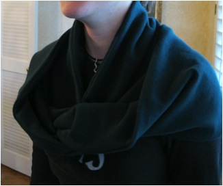Picture of Using Your Mobius Scarf