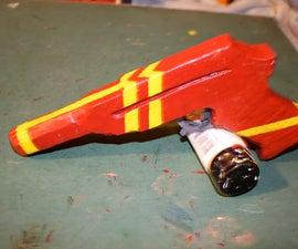 Ray-Gun prop