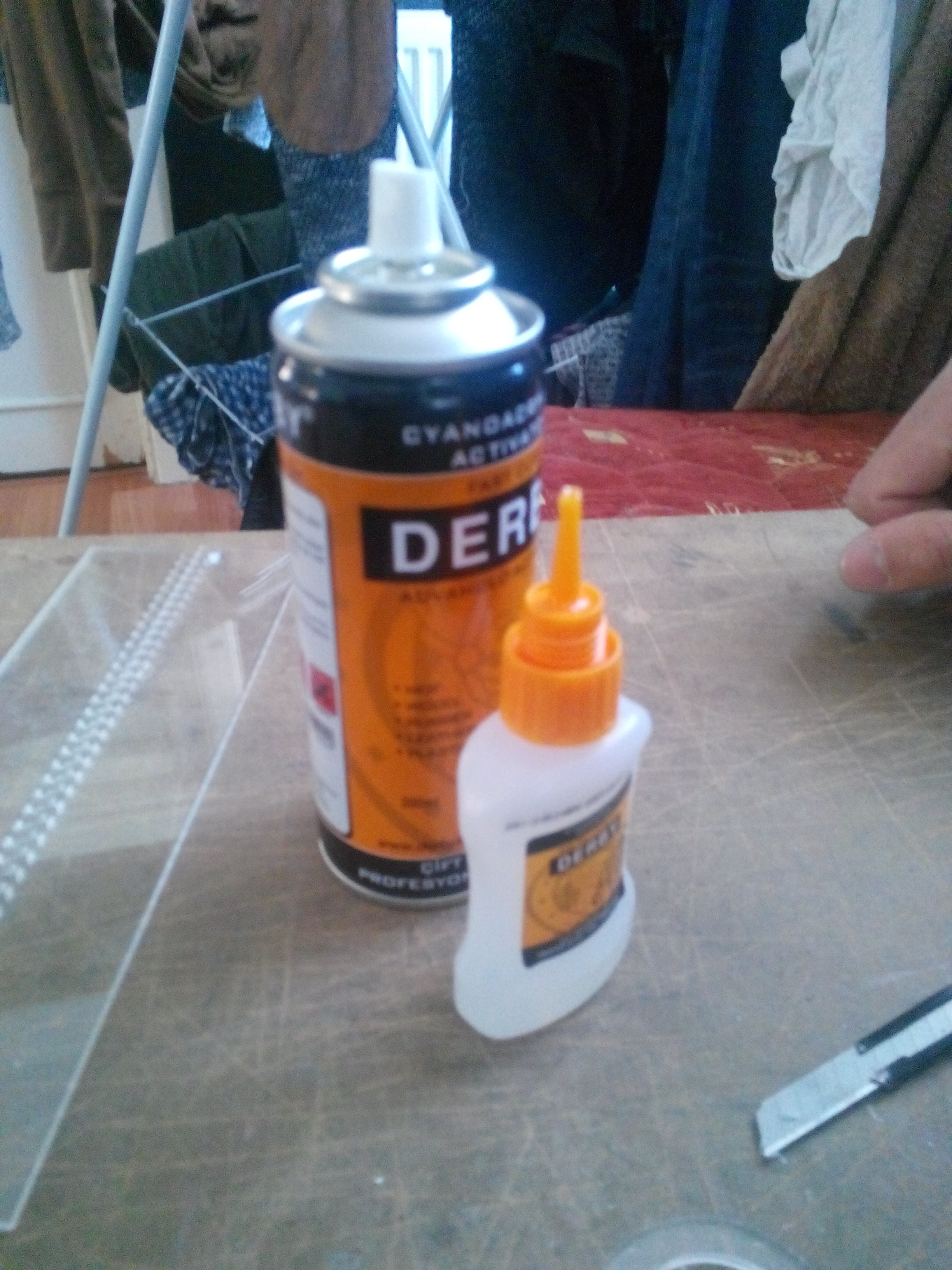 Picture of Cuttıng and  Glue On