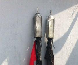 Pole Grenade Prop