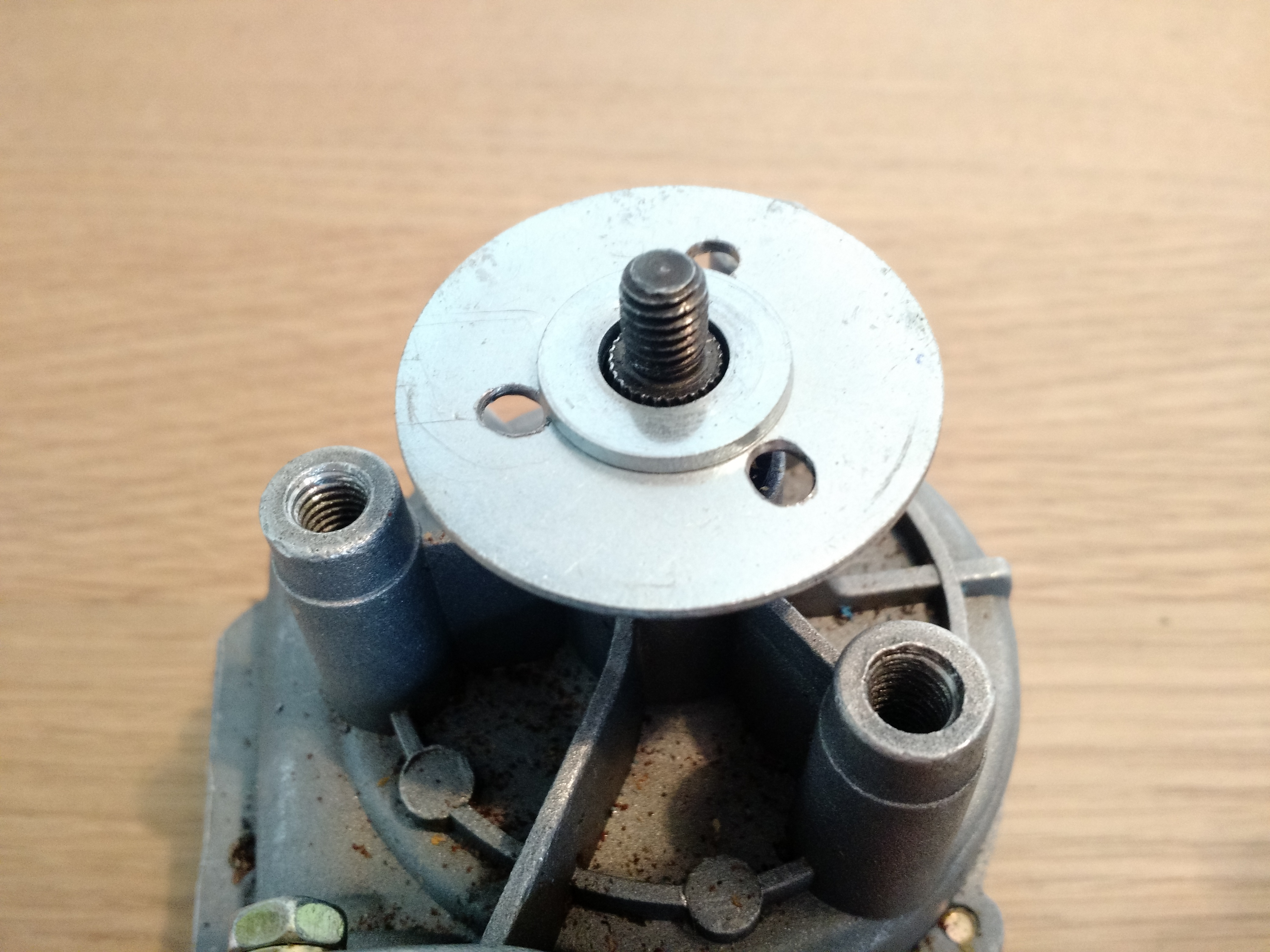 Picture of Assemble Motor