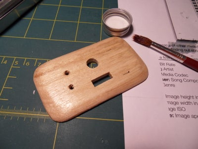 Wood Cover