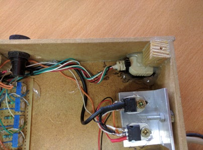 Electronics - Make the Interface and Wire It Up