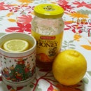 Lemon and Honey Drink