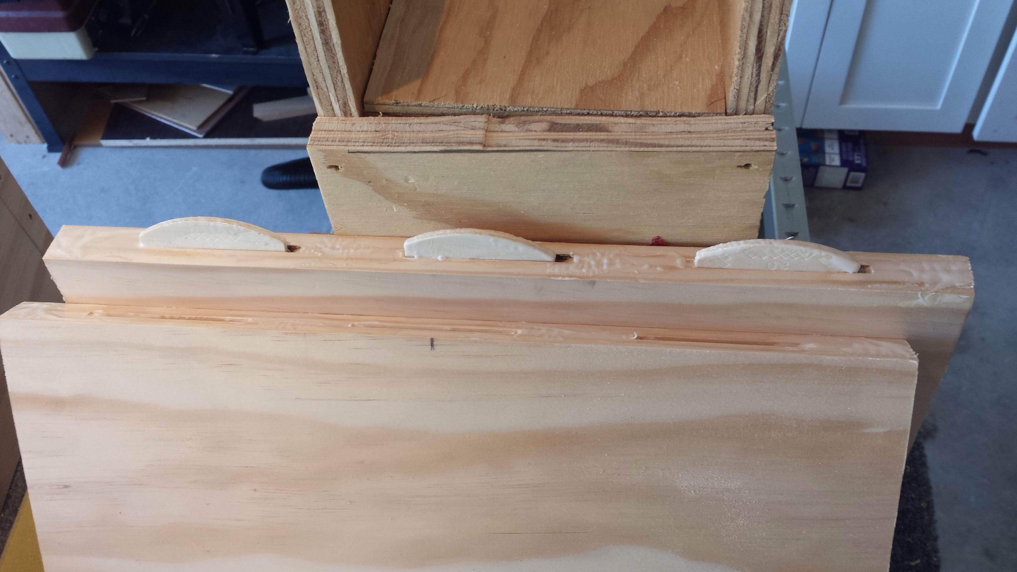 Picture of Box Build Continue...