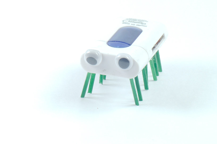 Picture of Vibrobot From Cardreader