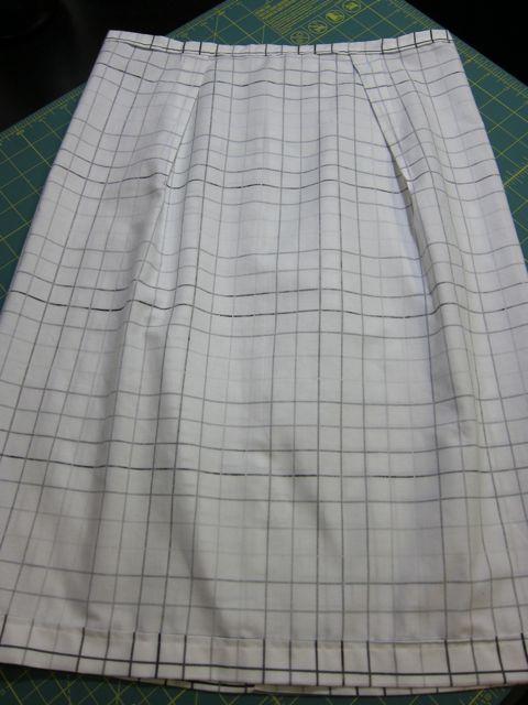 Picture of Sew Hem
