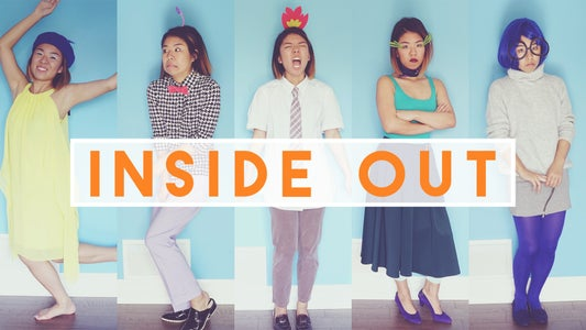 Inside Out Character Costumes