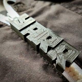 3D Printed Zipper Pulls