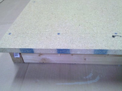 Step 4 the Table Top