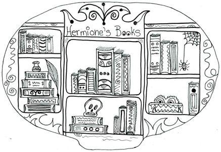 HERMIONE'S BOOKS: