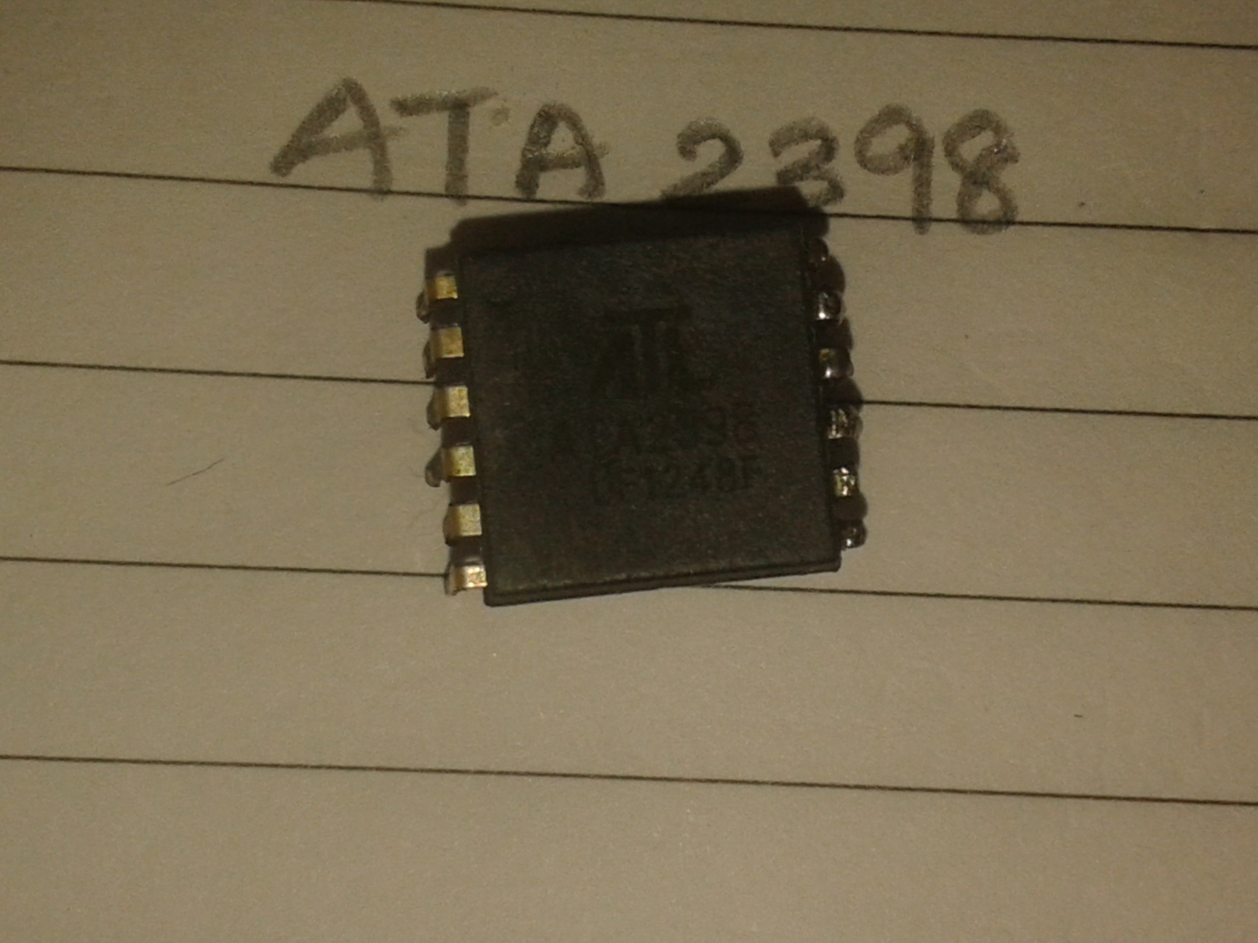 Picture of Understanding ATA 2398:The Optical Image Sensor