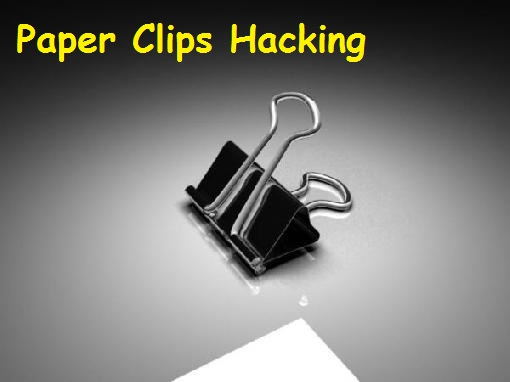 Picture of 8 Paper Clips Hacks
