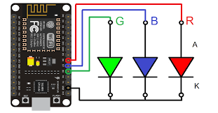 Specification of  ESP8266 MicroController
