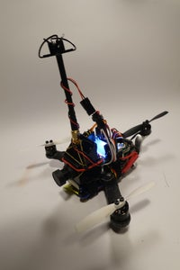 Mini FPV Tricopter Made Out of Old PANTS???? Make Your Old Pants FLY!!