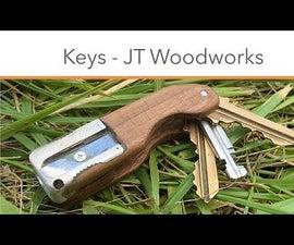 "Foldable Pencil Sharpener Key ""ring"""