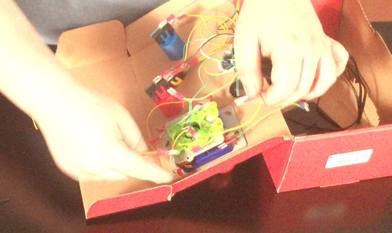 Picture of How to Crimp Wires From a Raspberry Pie to a Joystick and Buttons