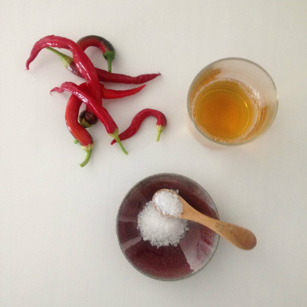 Picture of No Cook Chilli Sauce