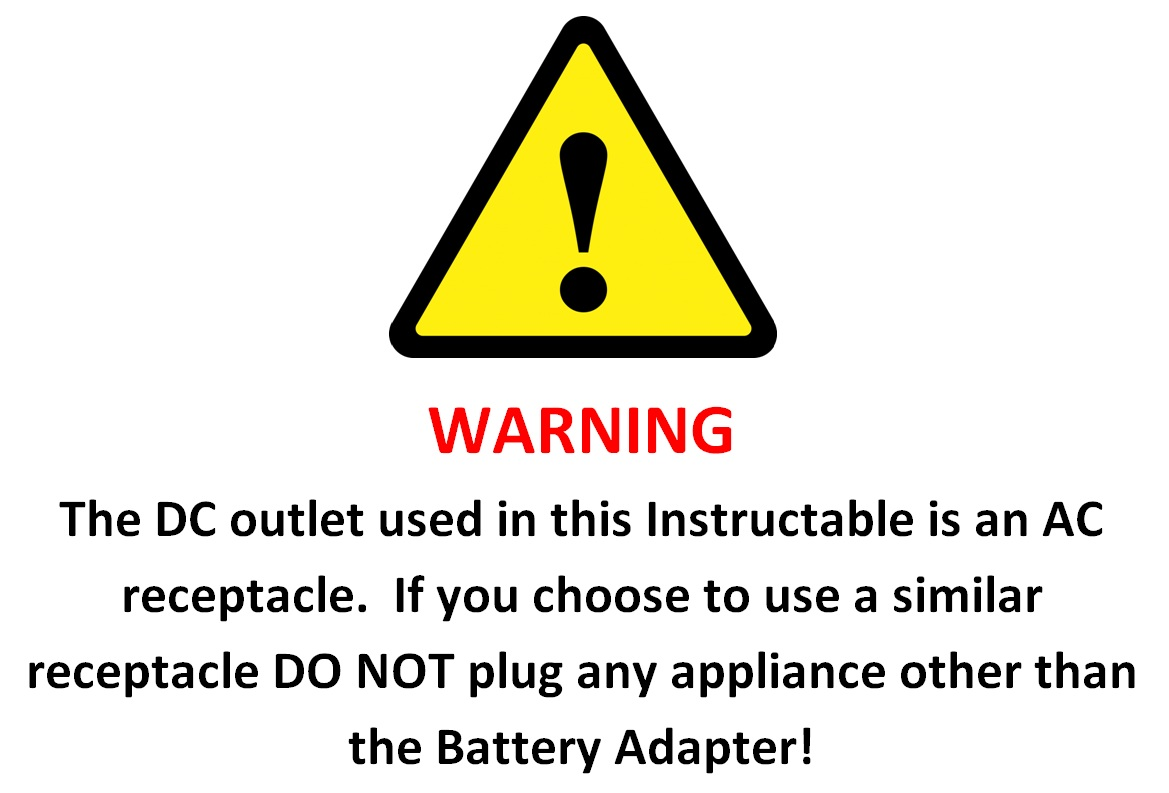 Picture of Electrical Warning