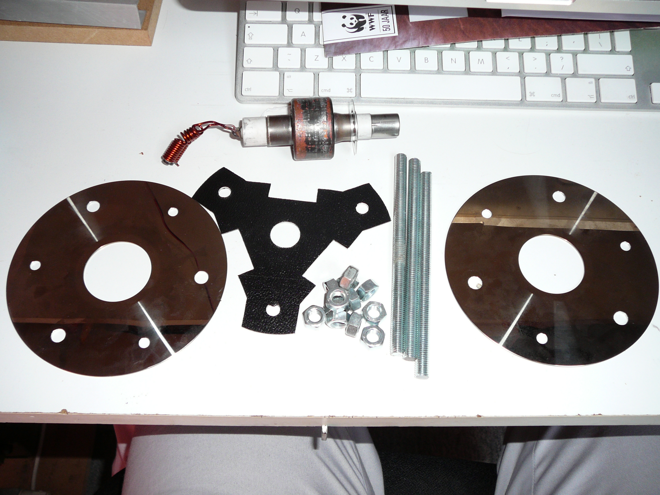 Picture of Starting the Build...