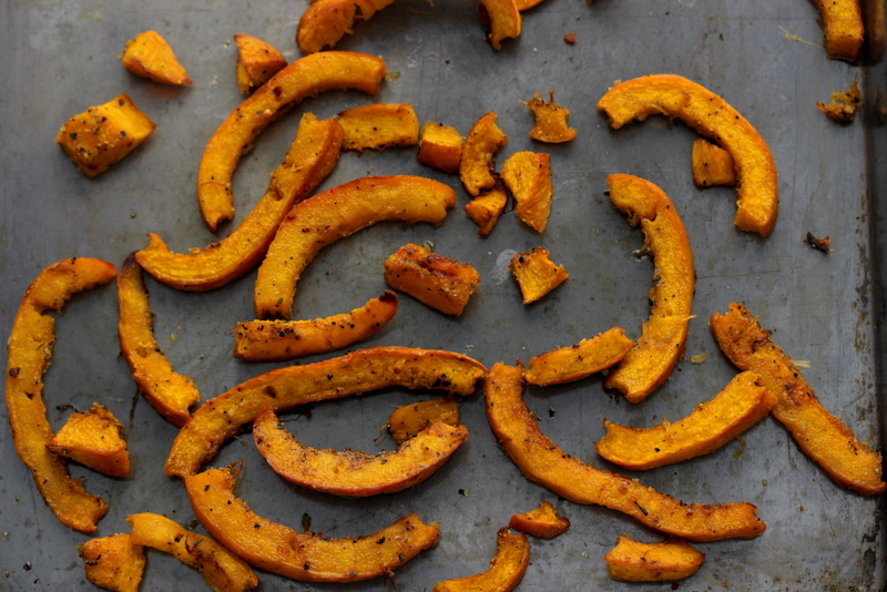 Picture of Roasted Pumpkin Fries