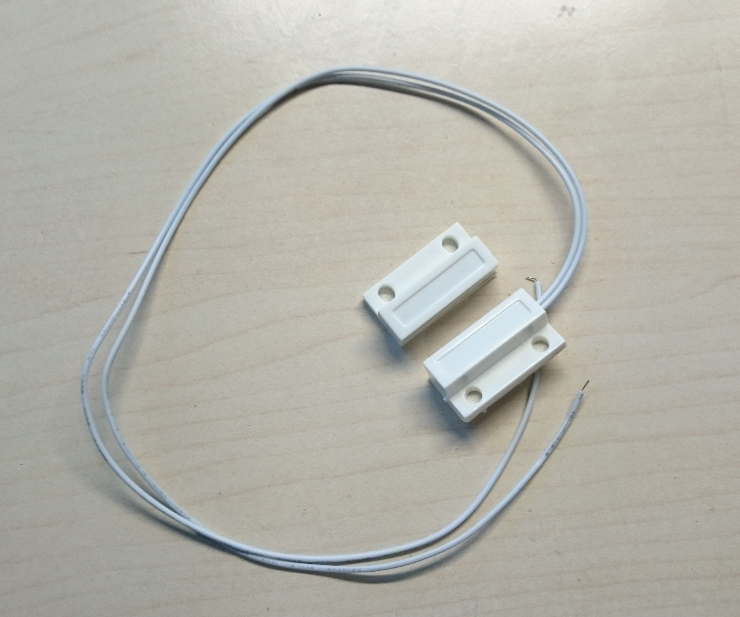 how to use a magnetic door switch / sensor with arduino : 4 steps -  instructables  instructables