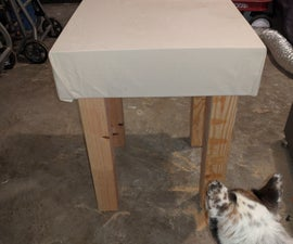 Wedging Table for Clay Studio