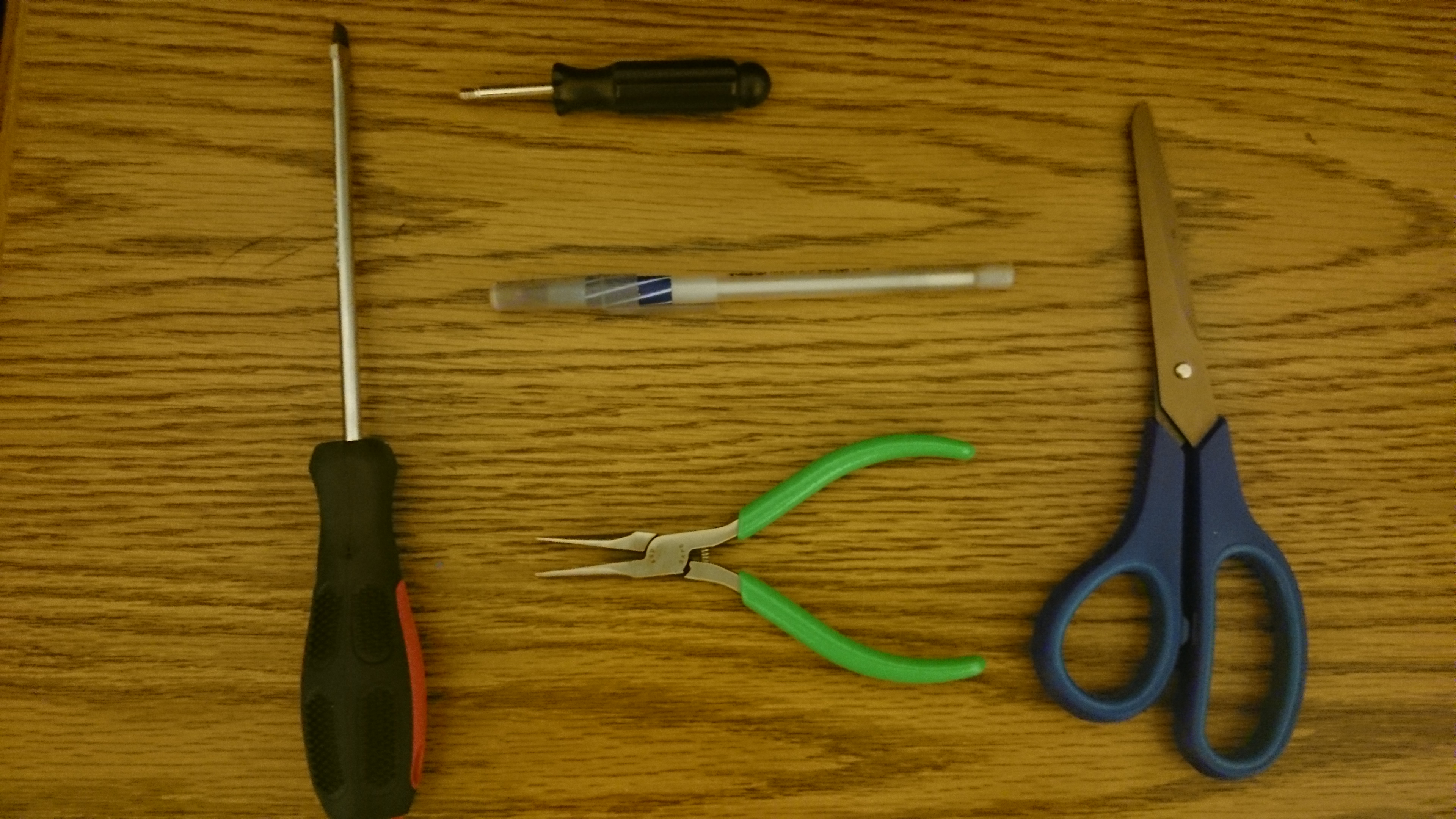 Picture of Gather Tools